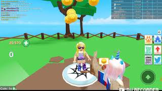 Playing roblox with friends carly and her sister