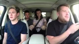 Baixar - Carpool Karaoke Drag Me Down One Direction Ft James Corden Grátis