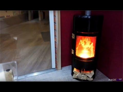 Fabriquer un poêle à bois pour maison de poupée Barbie (LED RVB + ATtiny 85)