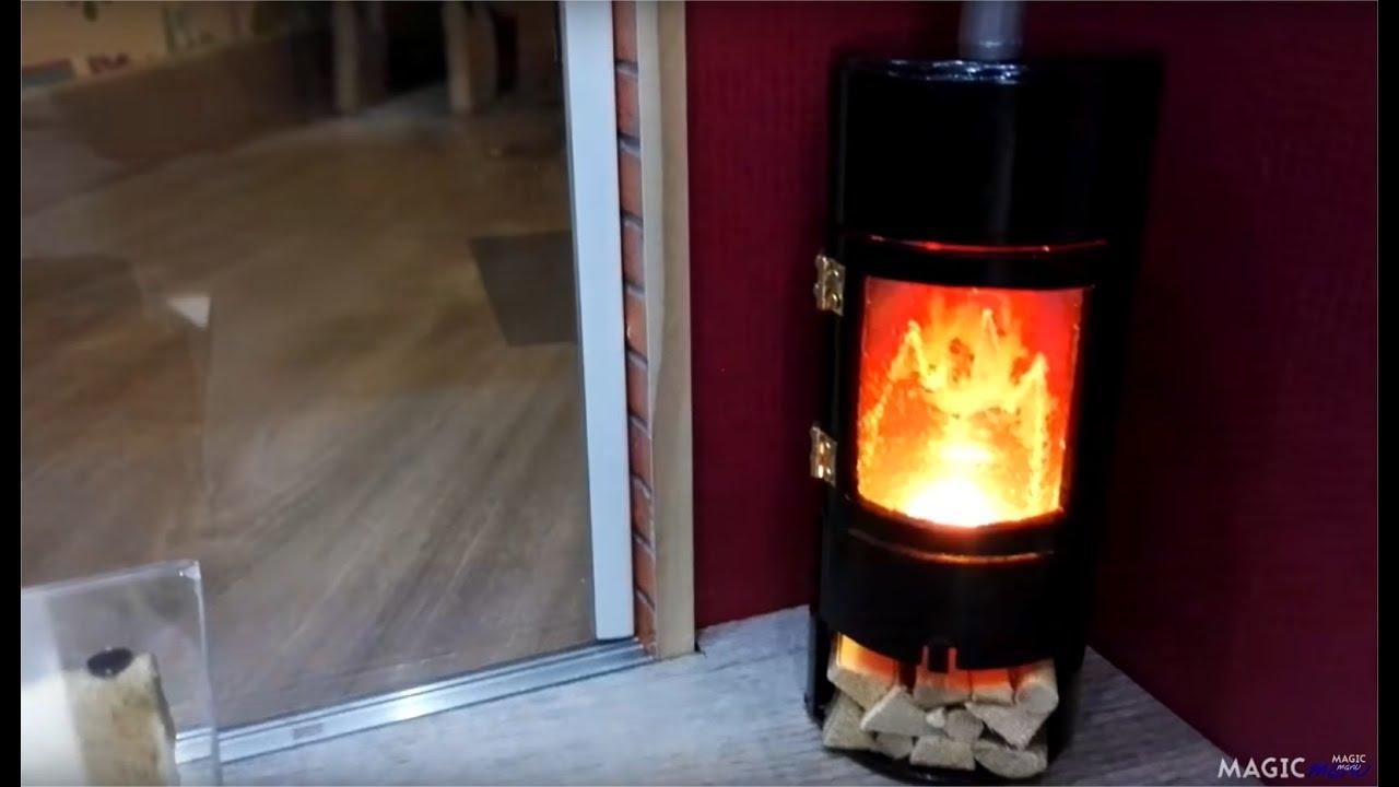 Fabriquer un po le bois pour maison de poup e barbie led rvb attiny 85 - Fabriquer maison barbie ...