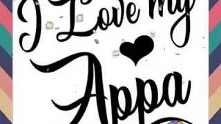 Song love you appa PAPA ROACH