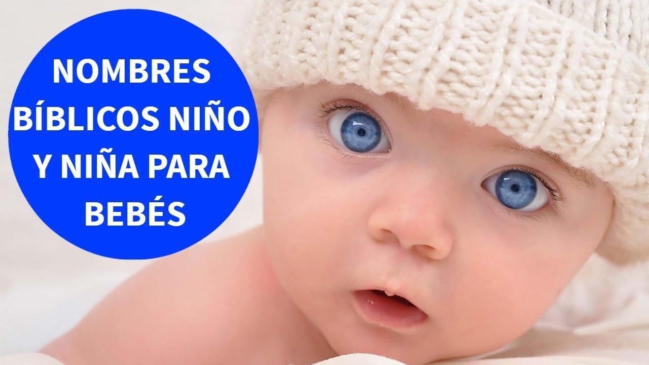 Nombres de Niñas y Niños 2020 Biblicos para Bebe