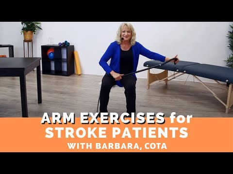 15 Effective Arm Exercises for Stroke Patients to Regain