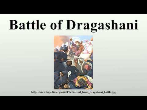 Battle of Dragashani