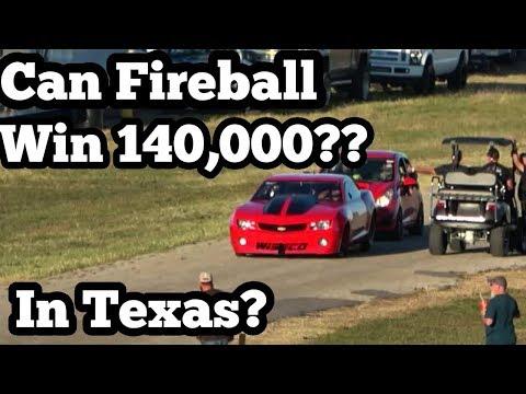 Can Street Outlaws Fireball Camaro Win 140,000?