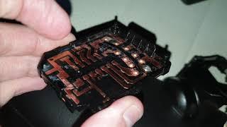 снятие и установка подрулевого переключателя стеклоочистителей Киа