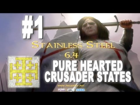 SS 6.4 Pure Hearted Crusader States #1