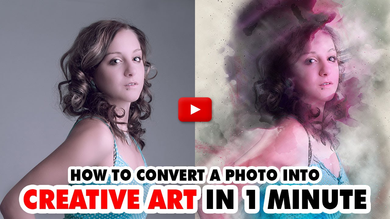 Creative Art Photoshop Action - Video Tutorial | Mesothelioma Attorney Directory Of Photoshop