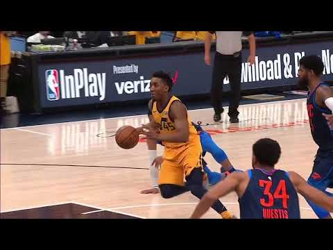 NBA Playoffs April 27, 2018 Raptors Vs Wizards, Cavaliers Vs Pacers, Thunder Vs Jazz Highlights