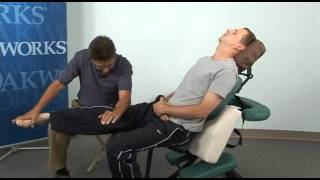 Patrick Ingrassia: Advanced Therapeutic Chair Massage Techniques for Lower Body