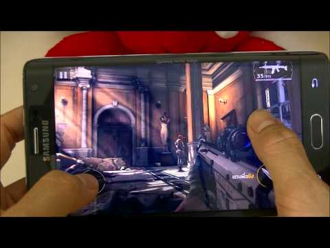 Review Samsung Galaxy Note Edge   Game Test   ทดสอบเล่นเกมส์บน ซัมซุง แกแลคซี่ โน๊ต เอจ