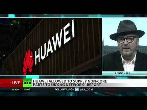 """Galloway: """"It's stupid to become China's enemy just because of Trump"""""""
