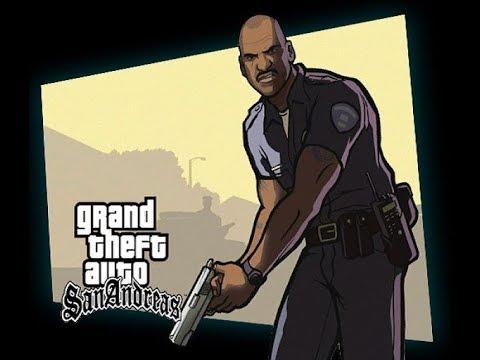 GTA San Andreas episode 7 - Officer Frank Tenpenny
