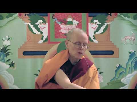 Meditation session outline