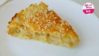 Вкусный Пирог с Капустой – БЕЗ вреда для Фигуры! Очень простой рецепт