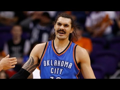 Steven Adams 2015-2016 Thunder Highlights