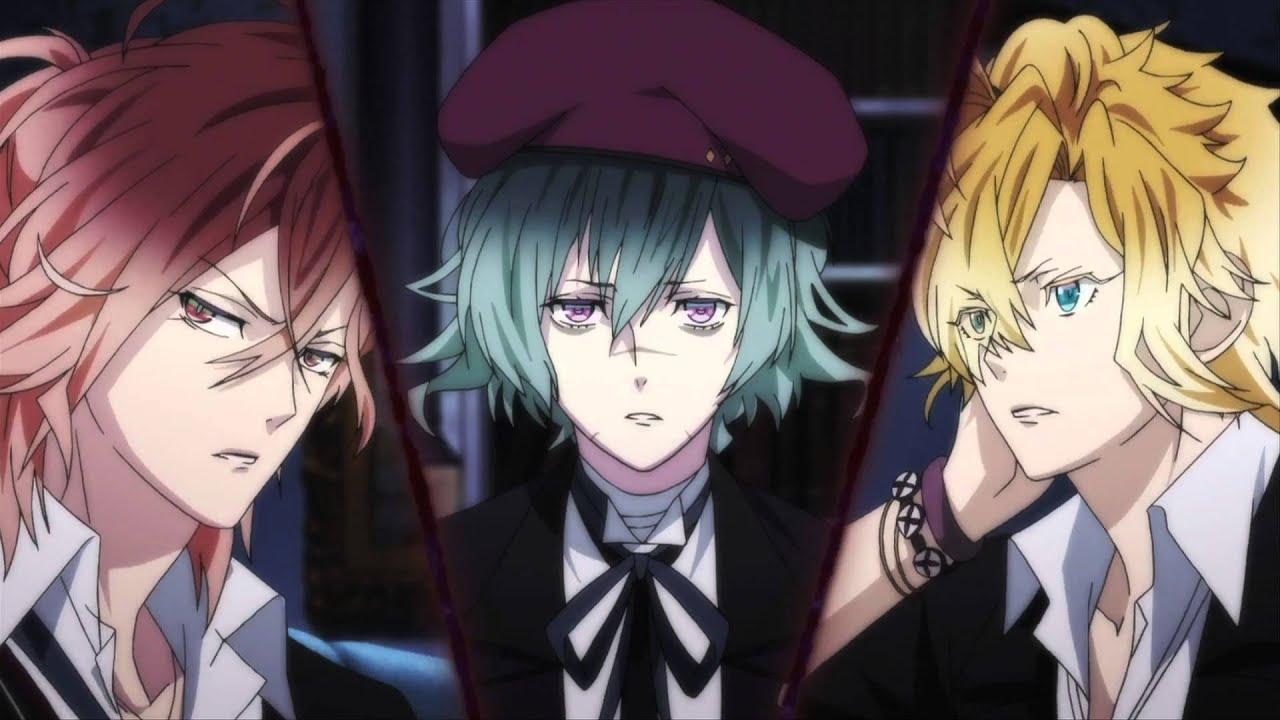 Moe Or Die Diabolik Lovers More Blood Episode 10 Reaction