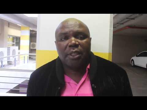 Bheki letswalo Ligwalagwala FM sports commentator