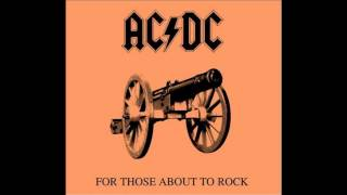 AC/DC 02 I Put the Finger on You (lyrics)