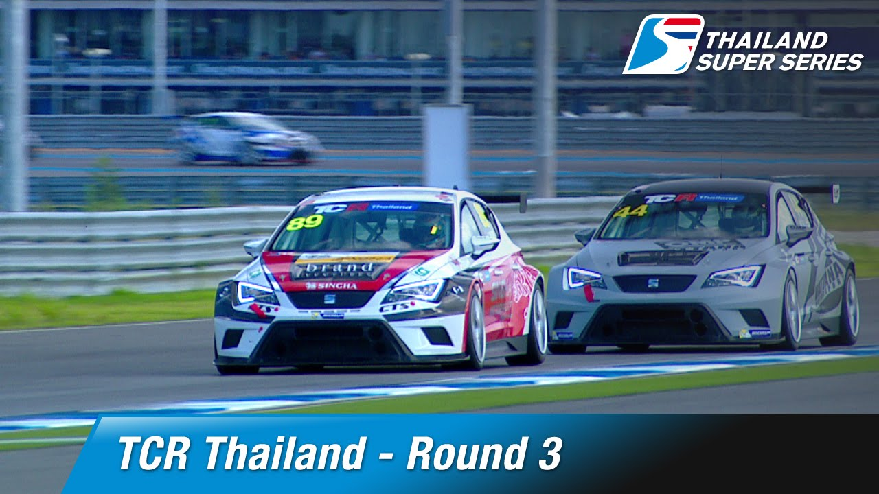 TCR Thailand Round 3 | Chang International Circuit