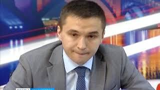 Красноярск кірісті қала жолдарын жөндеу