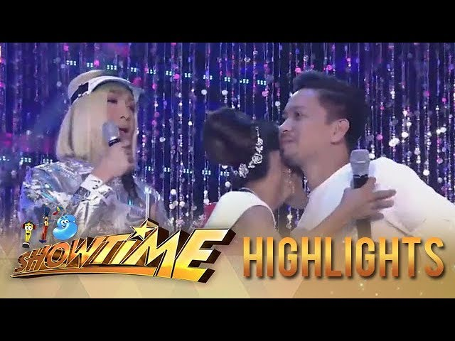 Its Showtime Miss Q & A: Vice introduces Alakdan to Tulisan