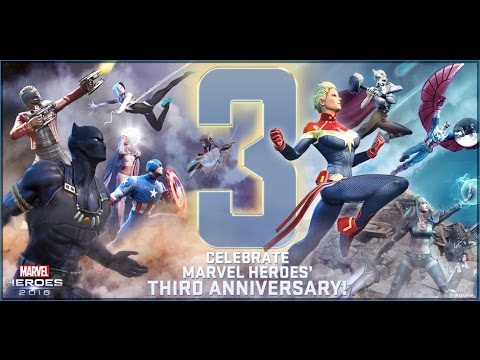 Marvel Heroes: Should you play it?