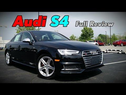 2018 Audi S4: Full Review | Prestige & Premium Plus