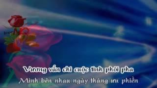 Khoe Mat Thoang Nong Cay Karaoke Beat Nu