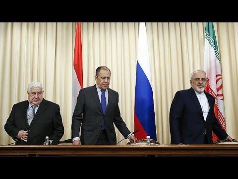 Diplomatie : Syrie, Iran et Russie condamnent l'attaque américaine