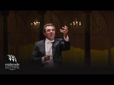 Meet Daniele Gatti | Royal Concertgebouw Orchestra Amsterdam (23 Jan 2017)
