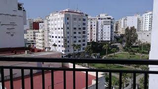شقة رائعة بواجهتين بموقع رائع بثمن مفاجئ بطنجة Appartement Prix exceptionnel a Tanger 95m²