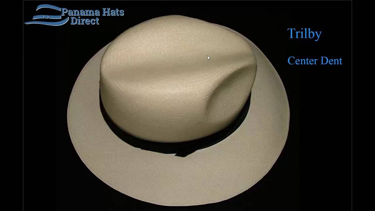 Panama Hats Models