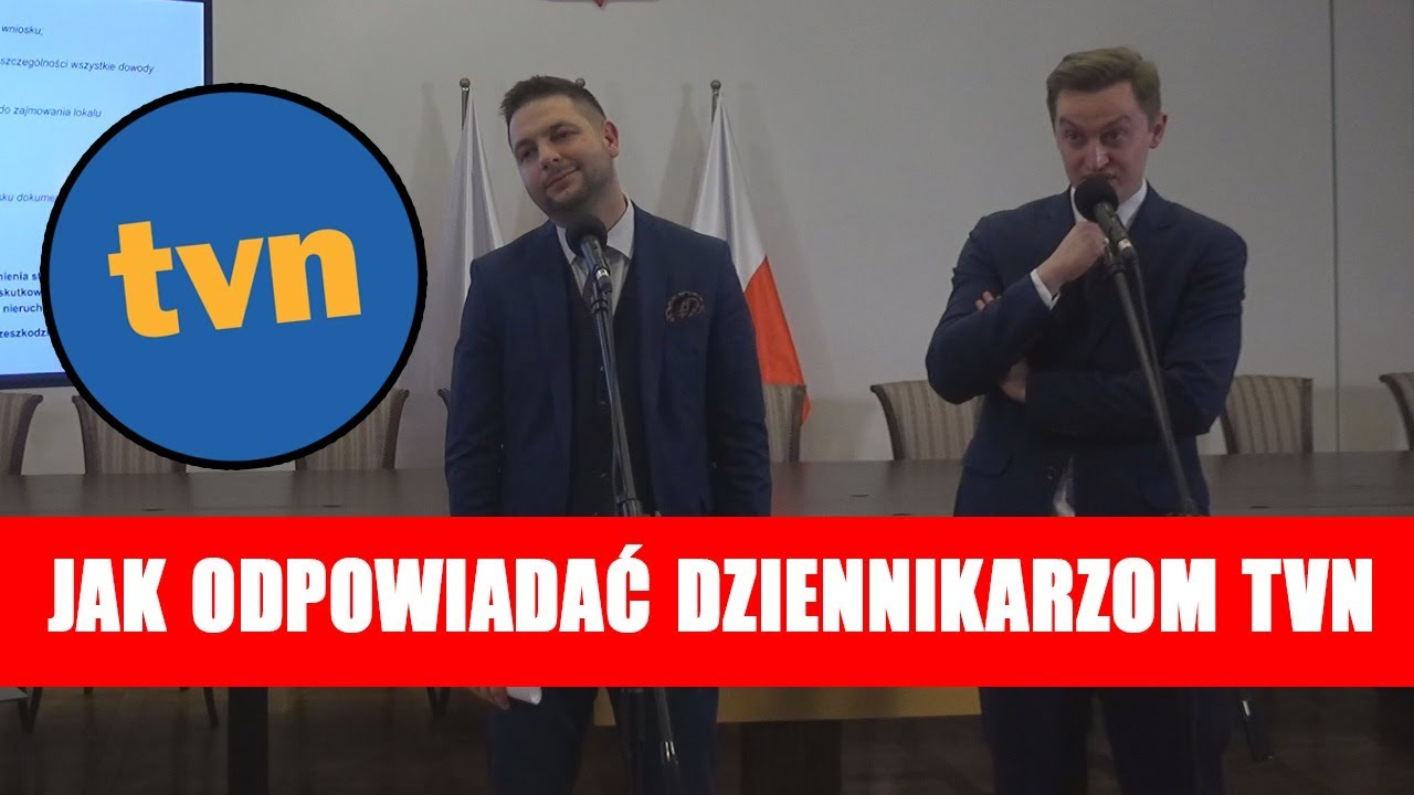 JAKI & KALETA SHOW, czyli jak odpowiadać dziennikarzom TVN i Wyborczej? To trzeba zobaczyć!