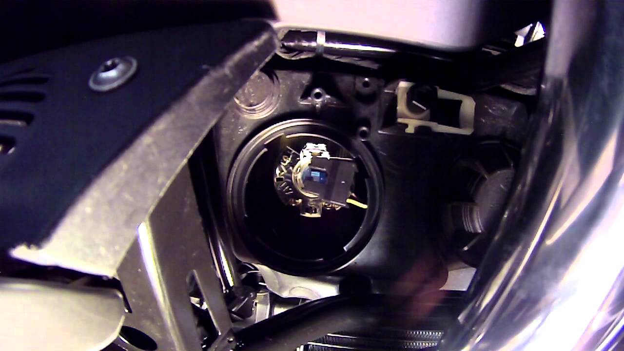 bmw r1200 rt headlight change instructions [ 1280 x 720 Pixel ]