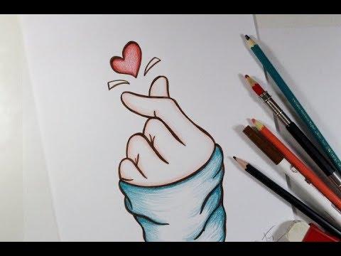 Como Fazer Um Desenho Tumblr Super Fácil Passo A Passo 457