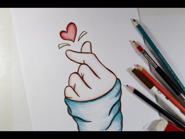 Desenhos Tumblr De Mão Estalando Como Fazer: Stream COMO FAZER UM DESENHO TUMBLR SUPER FÁCIL