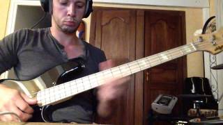 The Brothers Johnson - Stomp! Bass Cover