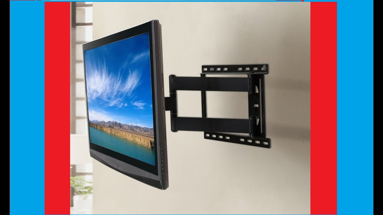 Instalacion Completa De Un Soporte De Pared Para Tv Youtube