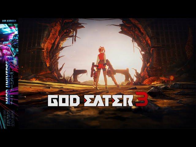 God Eater 3 | Steam Sale Opfer - Verwirrender Einstieg - Vielversprechende Aussichten ☯ PC [Deutsch]