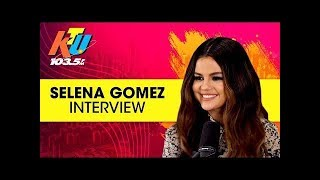 Selena Gomez Talks Shooting Her New Music Videos On The iPhone