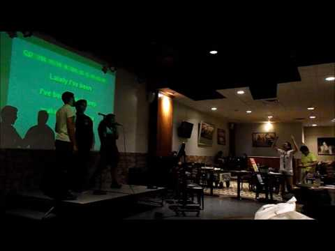 CSUF Karaoke Chia Counting Stars