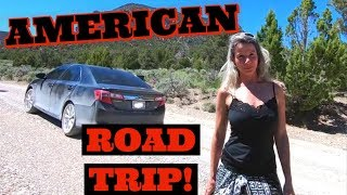 An American Road Trip | Exploring The Wild West