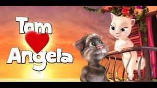 Игра Кот Том Любит Анжелу / Tom loves Angela