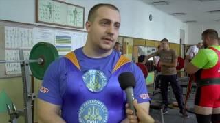 У Полтаві встановили новий рекорд України з класичного пауерліфтингу