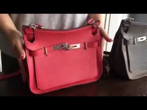 efb8b9a816 Review of Hermes Jypsiere 28 - YouTube