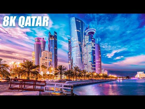 Qatar in 8K HDR 60FPS DEMO ULTRA HD
