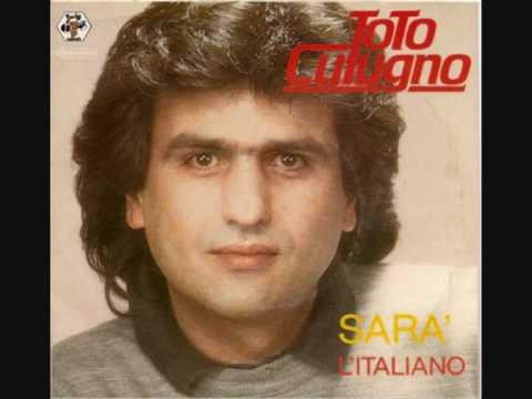 Toto Cutugno  LItaliano 1983