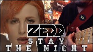 Zedd - Stay The Night [METAL remix by BlackearacheXD]
