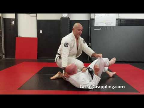 Peg Leg Samurai and Back Step